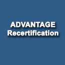 ADVANTAGE Recertification