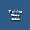 2018 Training Class Dates