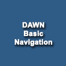 DAWN Basic Navigation